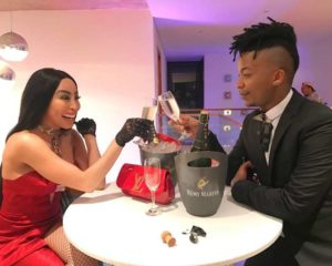 Khanyi Mbau stuns in new pictures