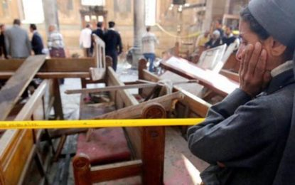 21 Dead, 38 Wounded in Egyptian Church Bombing