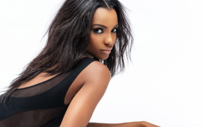 Former Miss World Agbani Darego fierce in new picture