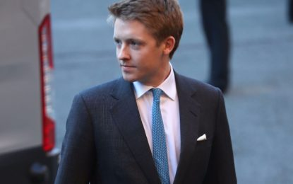 Duke of Westminster, Hugh Grosvenor now Britain's youngest billionaire