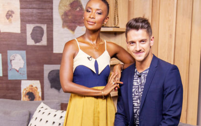 Catching up with Danilo Acquisto of SABC3's Afternoon Expess fame