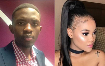 Karabo Mokoena's boyfriend admits to setting her body on fire