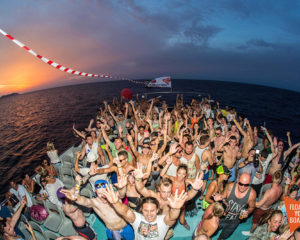 The official Hï Ibiza Boat Party line up phase one
