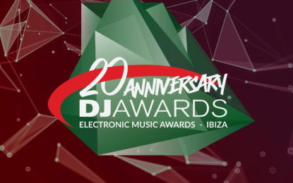 DJ Awards 20th Anniversary – Last chance to vote!