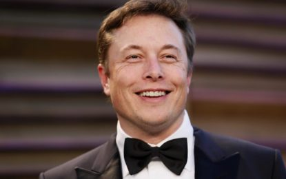 Elon Musk, world's 8th best CEO, shares how he spends his free time