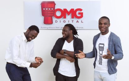 'Buzzfeed Of Africa' OMG Digital Attracts International Investors With $1.1M Seed Fundraise