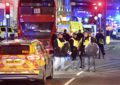London attacks in video: seven killed, dozens hurt, 12 arrested and three terror suspects shot dead
