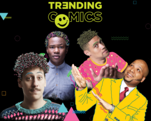 Trending Comics is Coming to Town