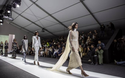 Fabiani Surprises MBFWJ Guests with the Reveal of Their Women's Range