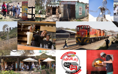 MAGALIES ROCKS THE CRADLE FESTIVAL – 72 hours to relax, explore and experience!