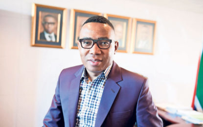 Deputy Minister of Higher Education Mduduzi Manana resigns after assaulting 2 women in a Johannesburg nightclub