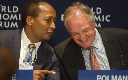 South African Billionaire Patrice Motsepe's ARC To Raise $300 Million In Share Sale