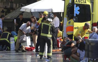 Barcelona Terror Attacks; Death Toll Rises To 14