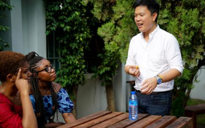 Meet Aaron Fu, The New Boss Of Africa's Largest Tech Incubator