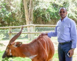 Meet Humphrey Kariuki, The Kenyan Multi-Millionaire Preserving Endangered Animal Species