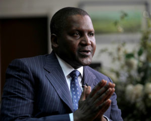 Africa's Richest Man Looks To Acquire South African Cement Company