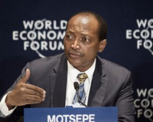 African Billionaire Patrice Motsepe Invests In Digital Bank