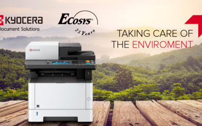 Media ALERT: KYOCERA Document Solutions marks the 25th Anniversary of ECOSYS Printers