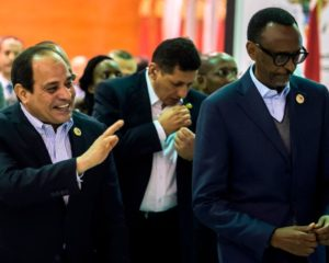African Billionaires, Presidents Gather In Egypt For Landmark Business Forum