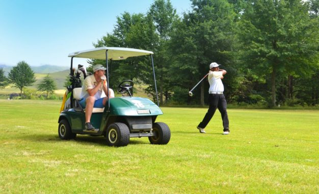 Have a (four) ball at Gooderson Drakensberg Gardens Golf and Spa Resort Golf Team Challenge