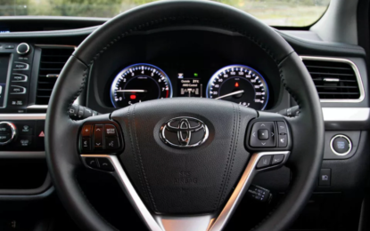 700,000 Toyota cars with faulty airbag inflators
