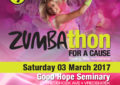 Massive outdoor Zumbathon event to take place in Cape Town in March