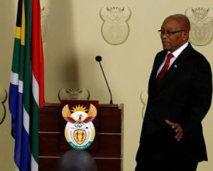 Mr Jacob Zuma has resigned as President of South Africa