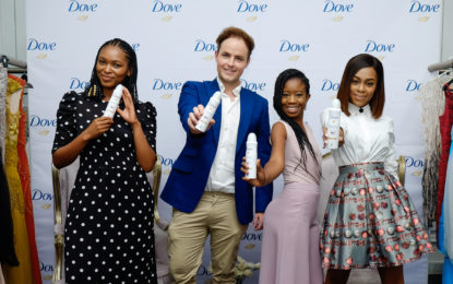 Keys Fashion Have Partnered With Dove