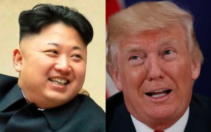Donald Trump praises North Korea's Kim Jong-un for 'wise' decision on Guam