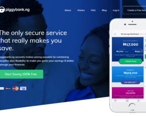 Meet Piggybank.ng, The Nigerian FinTech Startup That Just Raised $1.1million