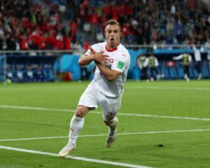 Shaqiri seals Swiss win over Serbia, amazing turn around by Swiss