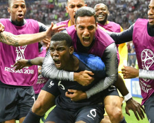 2018 World Cup Winner: France Beats Croatia