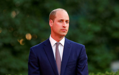 Prince William 'proud' of England after they win penalty shootout at World Cup