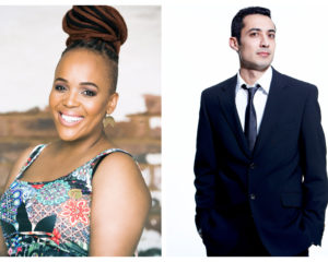 Tumi Morake & Riaad Moosa in new Netflix comedy special