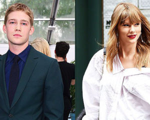 "Taylor Swift's boyfriend says they have been ""successfully very private"" in their relationship."