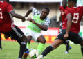 Odion Ighalo strikes again as Eagles beat Libya 3-2
