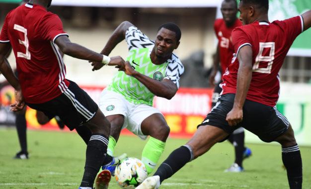 Odion Ighalo strikes again as Eagles beat Libya 3-2