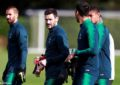 Key Trio miss Tottenham training on eve of Barcelona clash as Mauricio Pochettino puts stars to work