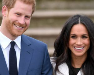 Prince Harry and Meghan Markles expecting a baby