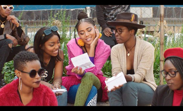 "Sho Madjozi releases short film ""Trickshot"" for Valentines day"